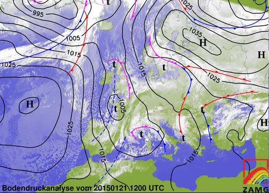 Image d'illustration pour Synthèse de l'épisode neigeux du 20 au 22 janvier