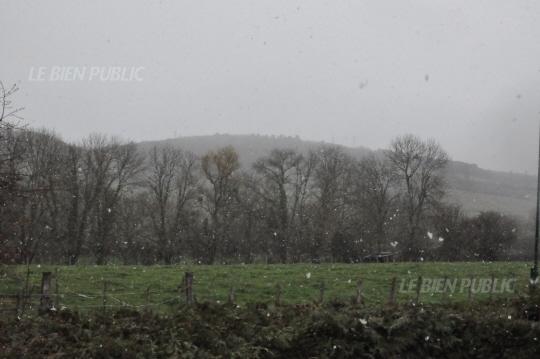 Image d'illustration pour Neige : premiers flocons de la saison sur le Nord de la France