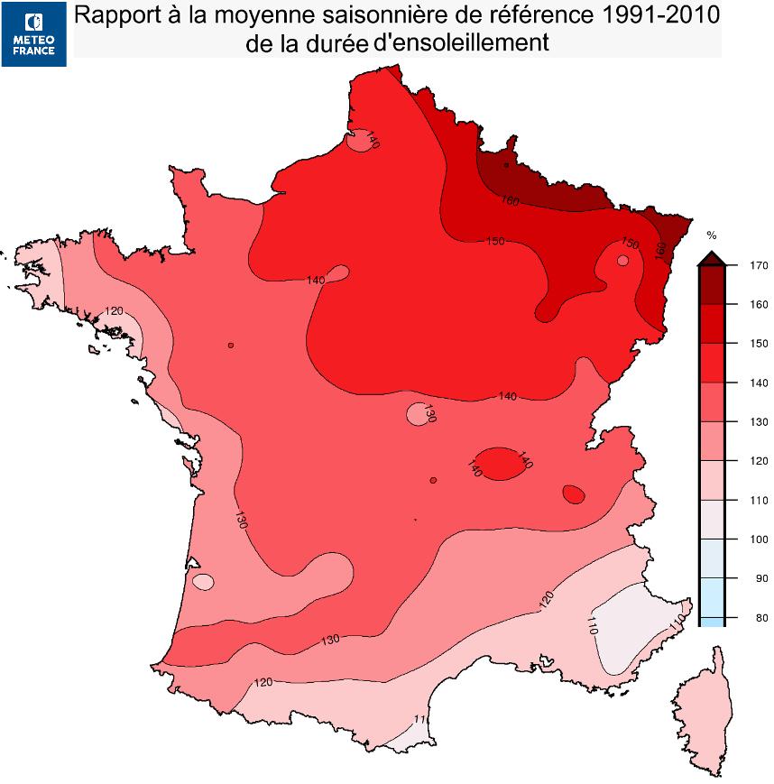 Image d'illustration pour Automne entre chaleur, sécheresse et inondations meurtrières