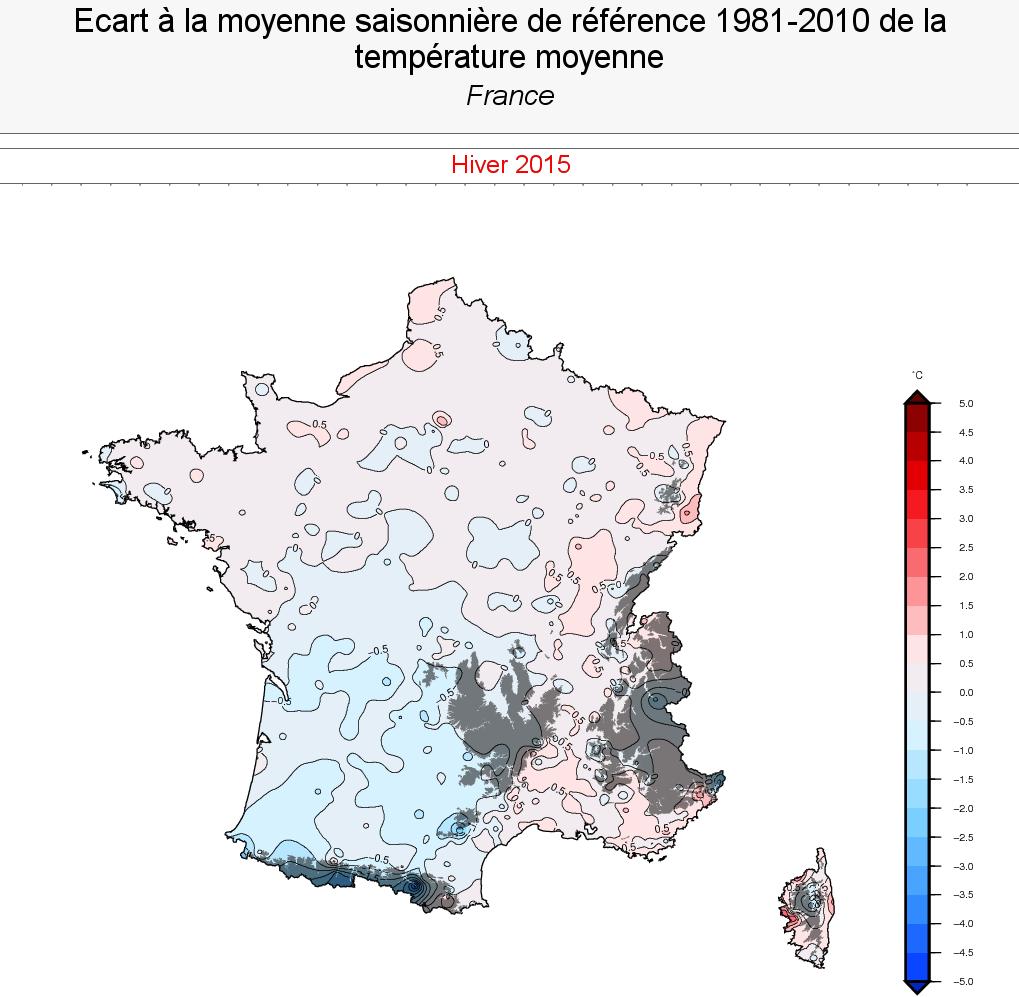 Image d'illustration pour Un hiver 2014-2015 pas si doux que cela...