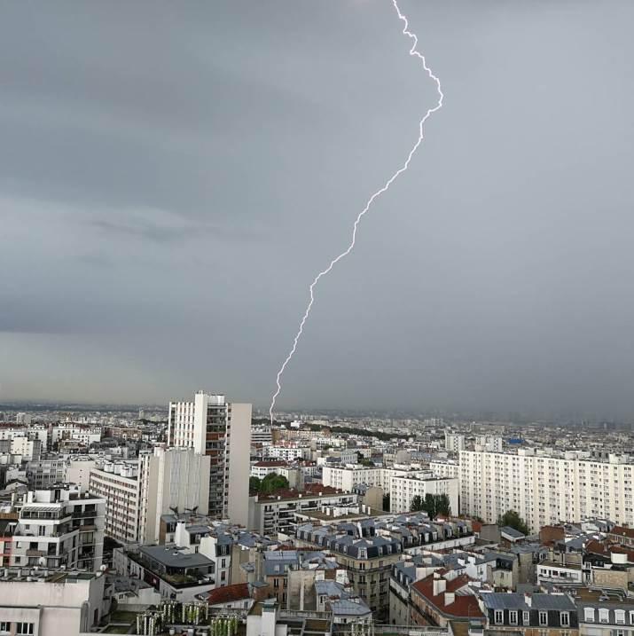 Image d'illustration pour Bilan météo d'août 2017 à Paris