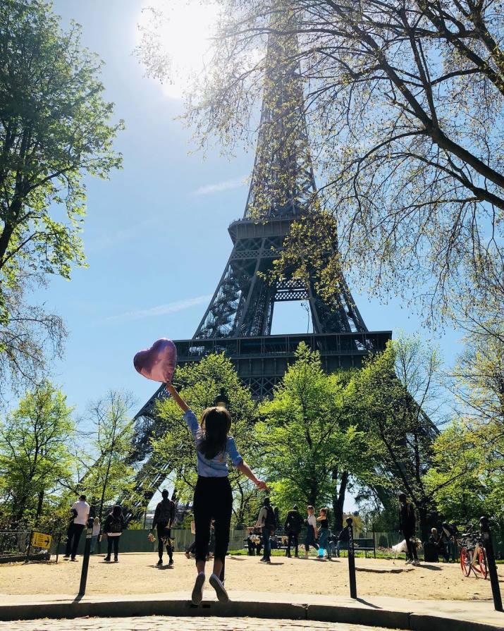 Image d'illustration pour Bilan météo d'avril 2018 à Paris