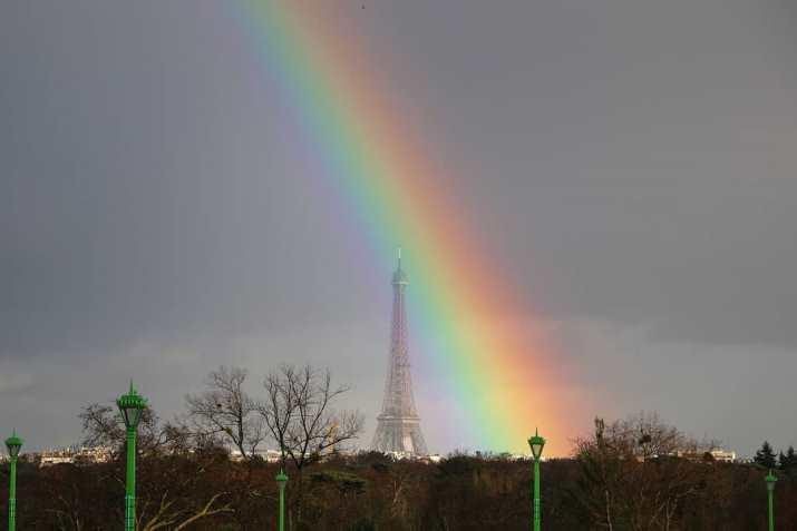 Image d'illustration pour Bilan météo de mars 2018 à Paris