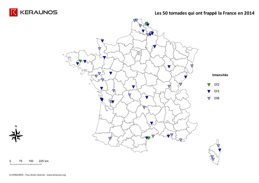 Image d'illustration pour Tornades en France : le bilan 2014