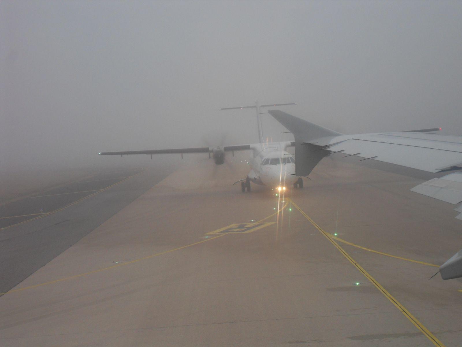 Image d'illustration pour Le brouillard retardé par les terminaux de Paris-Charles-de-Gaulle