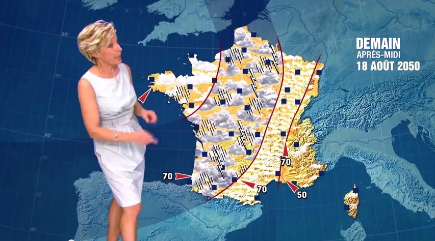 Image d'illustration pour Le bulletin météo du 18 août 2050