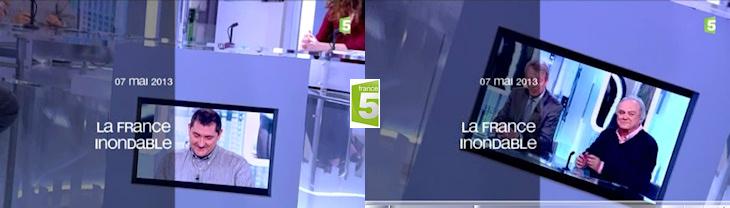 Image d'illustration pour C dans l'air sur France 5 : La France inondable