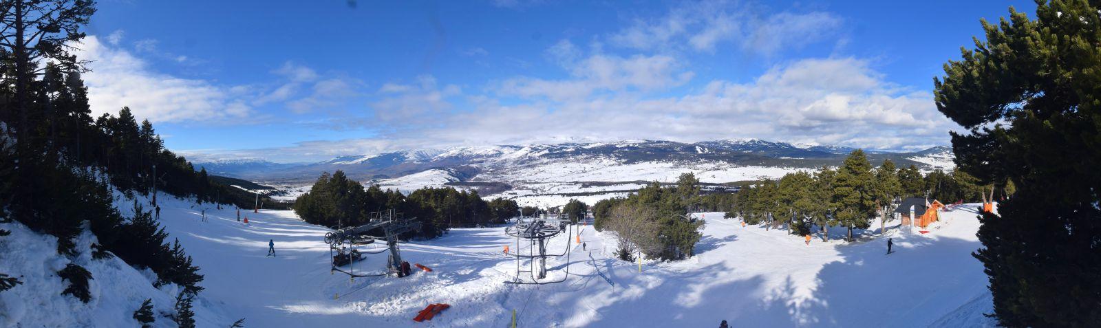 Image d'illustration pour Enneigement en montagne : le point à la fin janvier