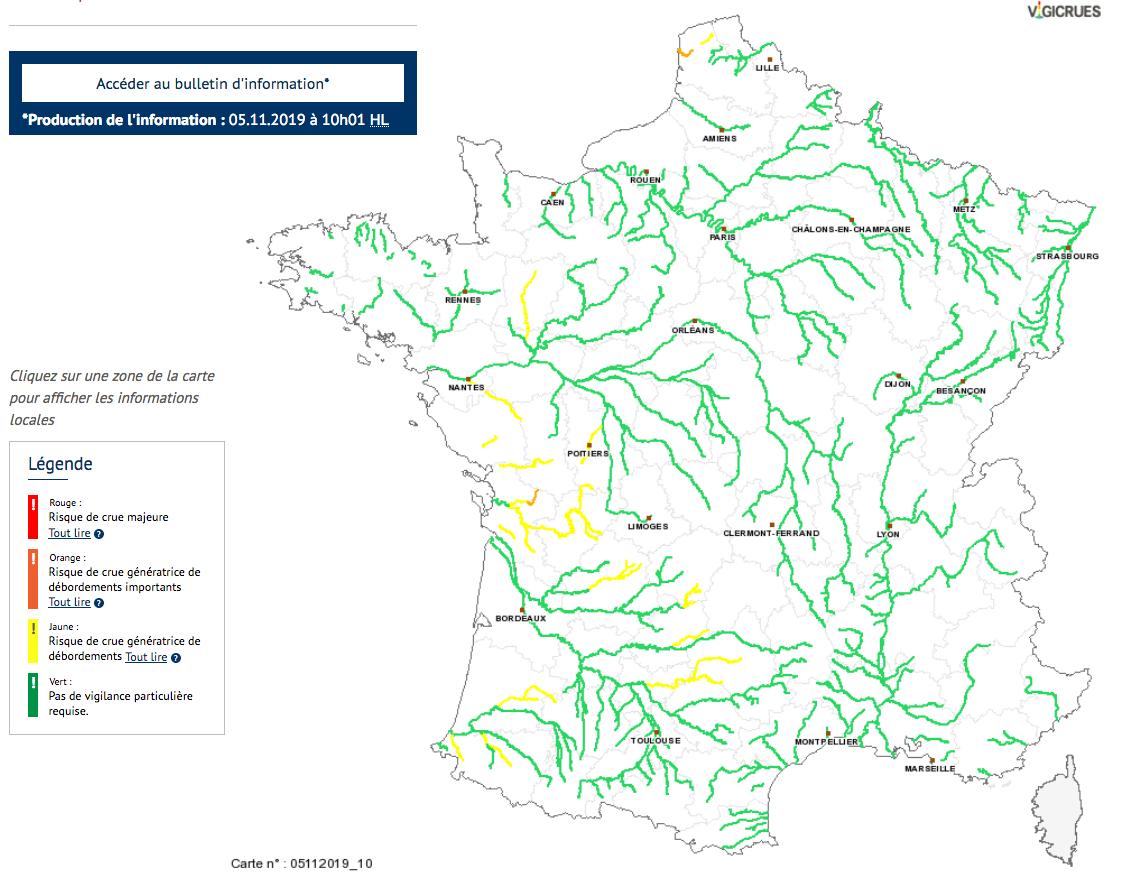 Image d'illustration pour Après la sécheresse, les inondations ?