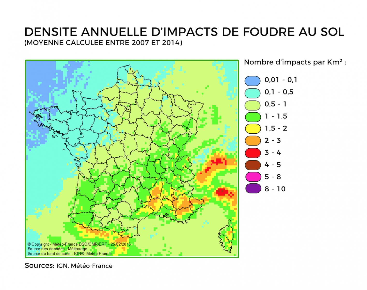 Image d'illustration pour Pourquoi y a t'il autant d'orages en Haute-Provence?