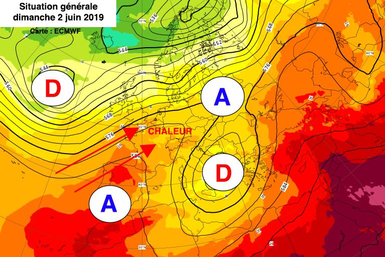 Image d'illustration pour Les fortes chaleurs marquent le début de l'été météorologique
