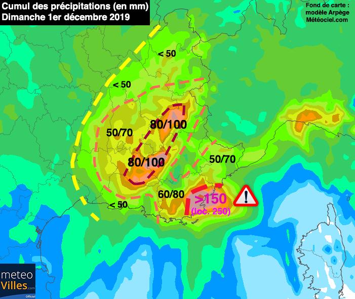 Image d'illustration pour Neige et risque d'inondation : un dimanche agité en perspective