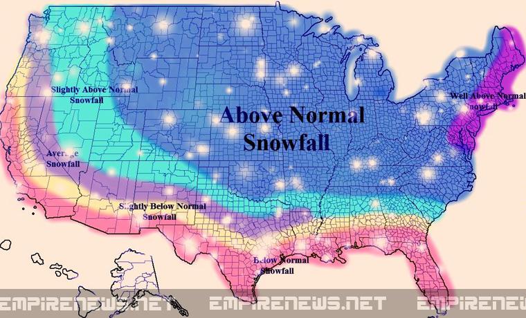 Image d'illustration pour Hoax : vers des tempêtes de neige aux Etats-Unis ?