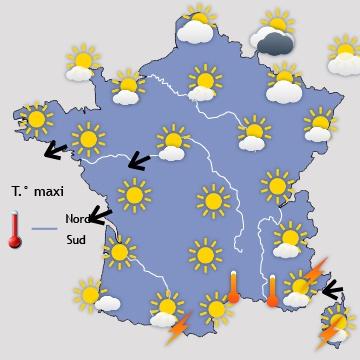 Image d'illustration pour La chaleur d'été ne s'impose que progressivement