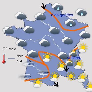 Salon meteo - Prevision meteo salon de provence ...