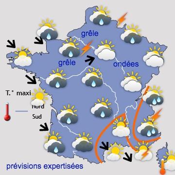 Et Pour Sa Fr1er Le Havre76600 Meteo Site W29HDEI