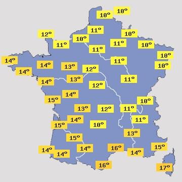 e36808227 Paris - Prévisions météo à 15 jours - Le premier site météo pour ...