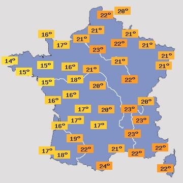 Image d'illustration pour Goutte froide : fraîcheur et humidité en vue ces prochains jours