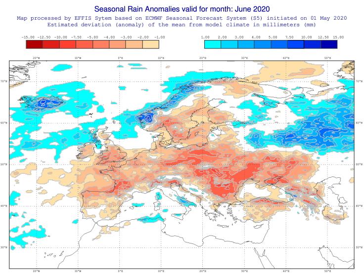 Image d'illustration pour Première quinzaine de mai humide : quid de la sécheresse ?