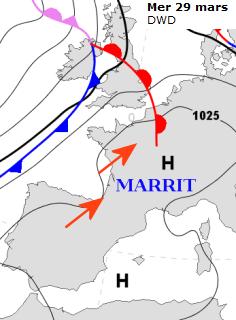 Image d'illustration pour Nombreux records de douceur en cette fin mars