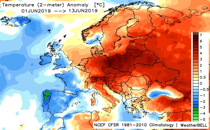 Image d'illustration pour La chaleur finira-t-elle par s'installer cet été ?