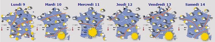 Image d'illustration pour Record, chaleur, douceur en novembre : une situation exceptionnelle !