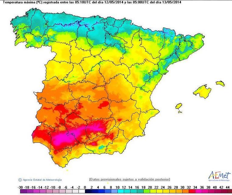Image d'illustration pour Forte chaleur précoce en Espagne et au Portugal - Incendies