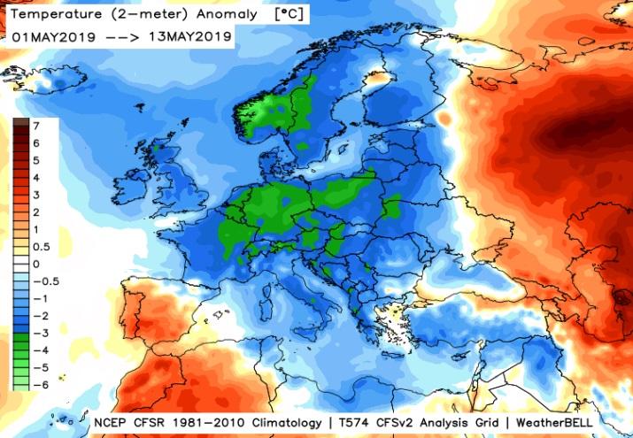 Image d'illustration pour L'été approche mais quid de la chaleur ?