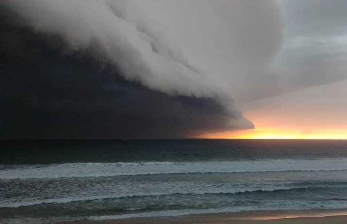 Image d'illustration pour Pic de chaleur puis violents orages les 28 et 29 août