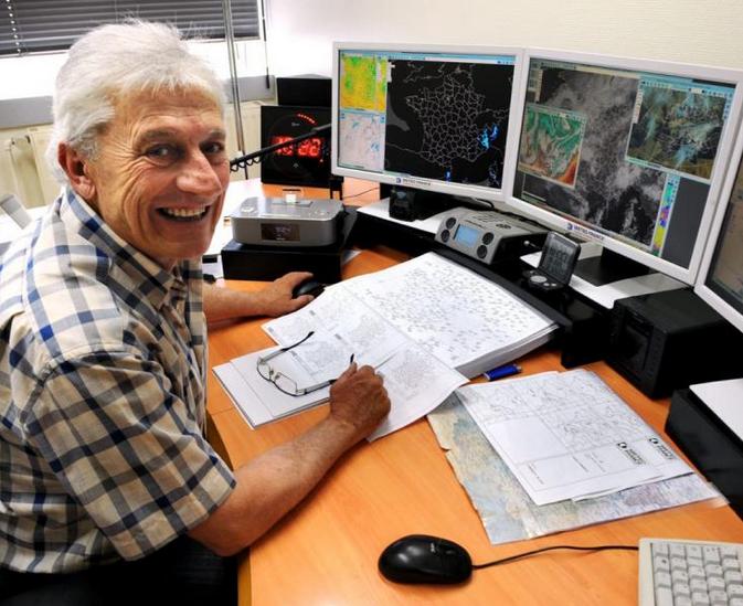 Image d'illustration pour Soirée météo à la Cité de l'Espace à Toulouse - Interview de Joel Collado