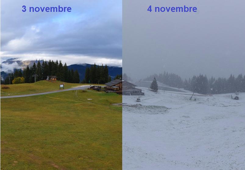 Image d'illustration pour Neige abondante en montagne dans les prochains jours
