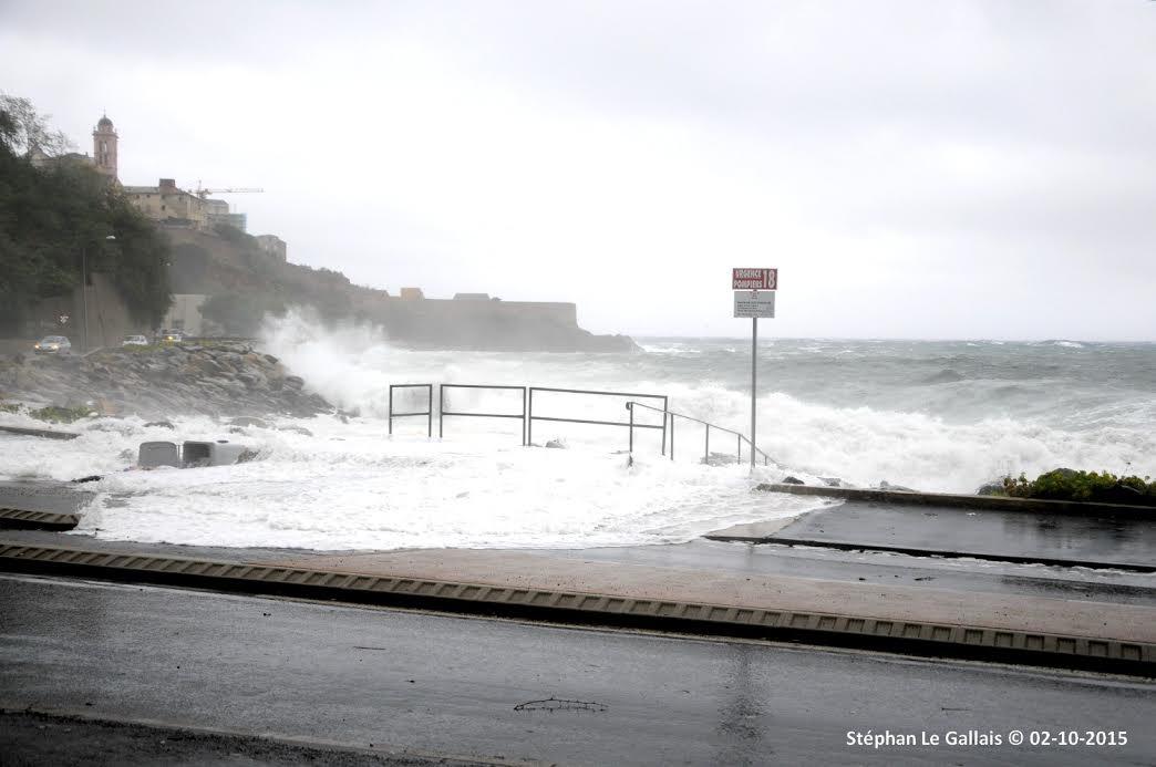 Image d'illustration pour Inondations et fortes rafales de vent en Corse