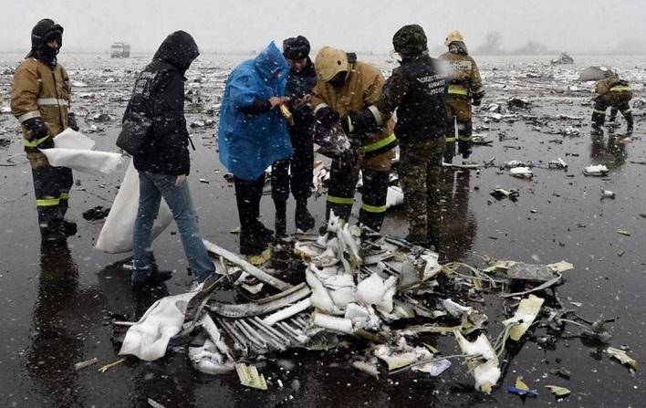 Image d'illustration pour Crash d'un Boeing en Russie : la météo en cause