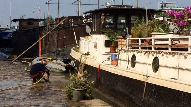 Image d'illustration pour Une crue de la Seine exceptionnelle au mois de juin