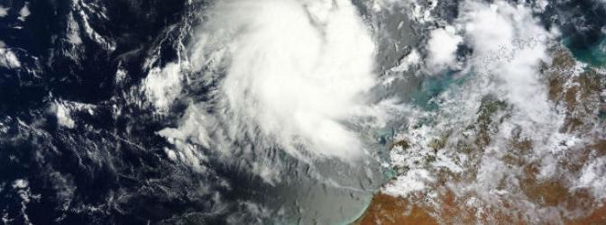 Image d'illustration pour Tempête tropicale Alessia (Australie)