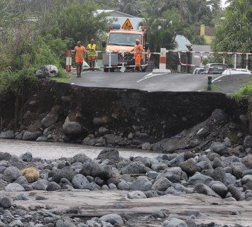 Image d'illustration pour Cyclone Berguitta entre Maurice et La Réunion