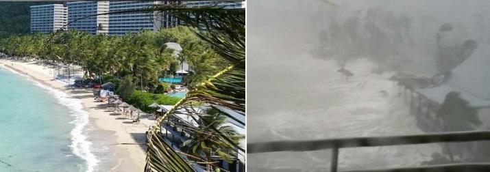 Image d'illustration pour Le cyclone Debbie frappe le Quennsland en Australie