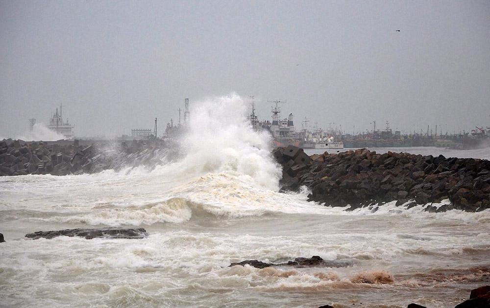 bilan apr232s le passage du cyclone hudhud en inde 14