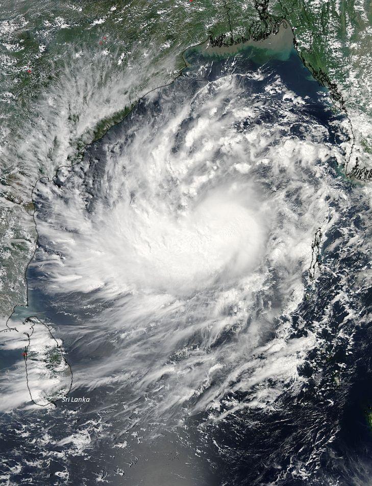 Image d'illustration pour Bilan des catastrophes naturelles en 2014