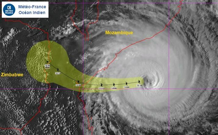Image d'illustration pour Cyclone Idai entre Mozambique, Malawi et Zimbabwe