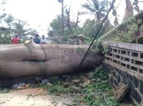 Image d'illustration pour Cyclone Kenneth meurtrier sur les Comores et le Mozambique