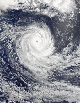 Image d'illustration pour Cyclones Uriah et Winston - Vague de chaleur en Nouvelle Calédonie