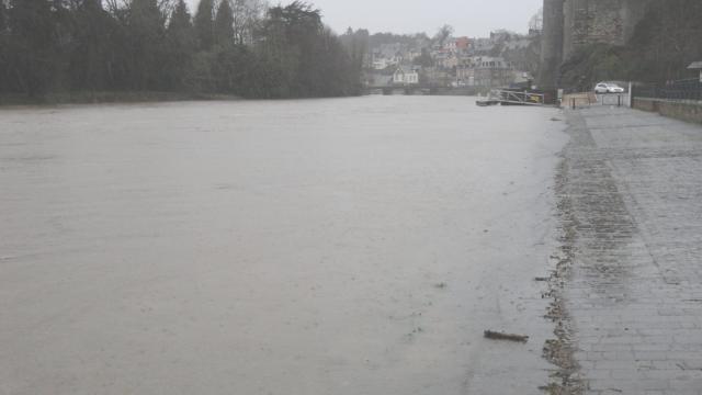 Image d'illustration pour Dépression Ruth - vents forts - graves inondations en Bretagne