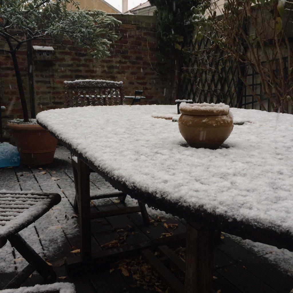 Image d'illustration pour Neige en plaine en seconde partie de semaine sur la France ?