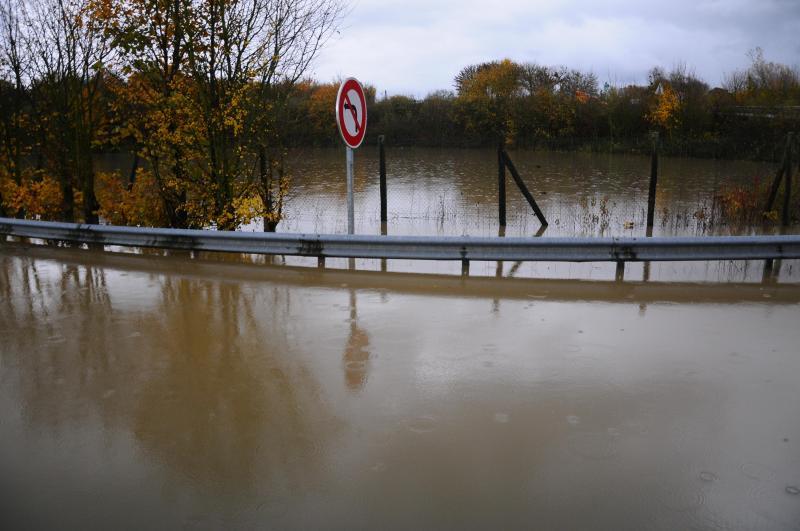 Image d'illustration pour Fortes pluies et inondations dans le Pas-de-Calais
