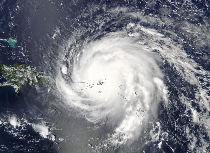 Image d'illustration pour Harvey, Irma, Maria : Dévier ou affaiblir les ouragans ?