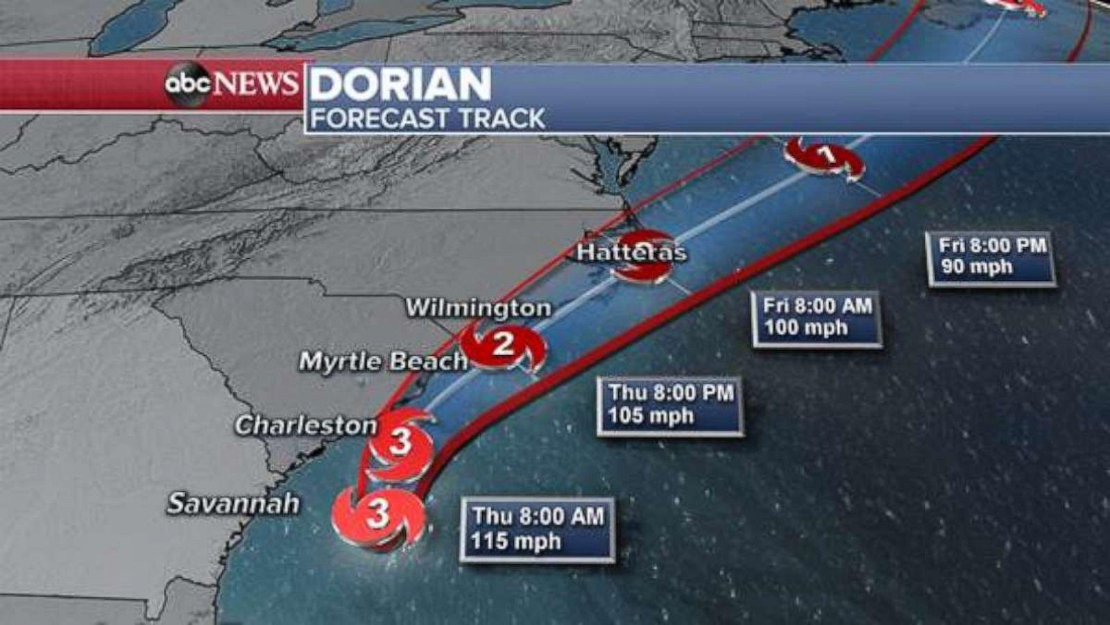Image d'illustration pour Ouragan Dorian - aux Bahamas, l'heure est aux constats