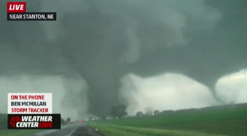 Image d'illustration pour Double tornade meurtrière aux Etats-Unis
