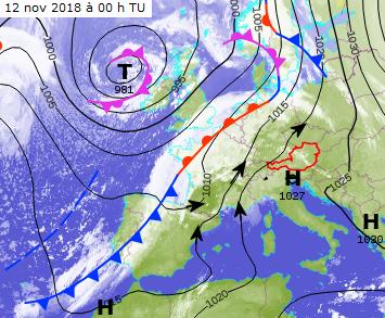 Image d'illustration pour Un 12 novembre presque chaud à l'Est