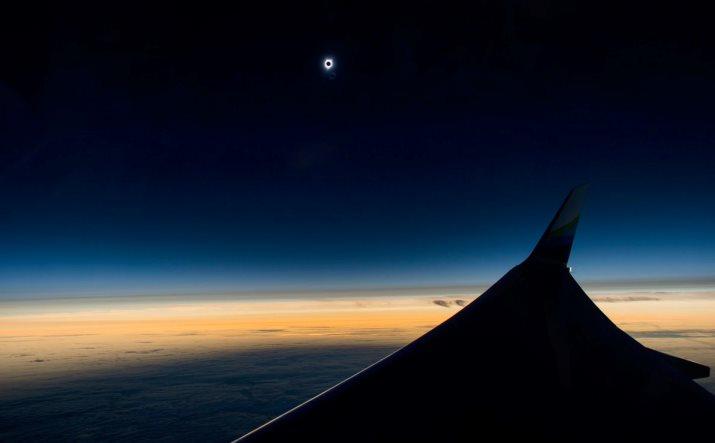 Image d'illustration pour Eclipse solaire totale ce lundi aux Etats-Unis